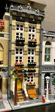 LEGO CUSTOM MODULAR BUILDING TOWN HOUSE fits with 10218 10246 10251 MOC 514