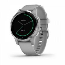 Garmin VivoActive 4S порошок, серый и серебристый Gps фитнес-часы 010-02172-01