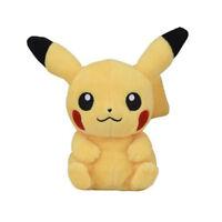 Pokemon Fit Pikachu Plush Doll Stuffed Toy Cute Mini Pokemon Center 2018 Gift