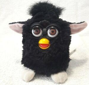 Furby - schwarz - 1. Generation