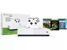 Microsoft Xbox One S 1TB all digital Edition With 3 Games