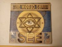 The World Shall See - Various Artists Vinyl LP 2000 New Sealed