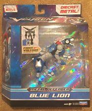 Playmates Dreamworks Voltron Legendary Defender Blue Lion Diecast Metal Figure