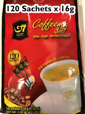 Trung Nguyen G7 Instant 3-in-1 Coffee Mix (800g) - 50 Sachets