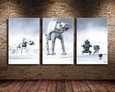 Not Framed Original Canvas Print Home Decor Wall Art Picture art Star Wars 3PC