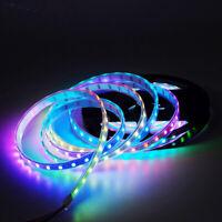 5M WS2811 5050 RGBAddressable Led Strip Light 60LED/M Waterproof Lights Tape 12V