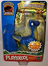 (New) Jurassic Park Junior jr. Playskool Li'L Brachiosaurus Dinosaur Toy