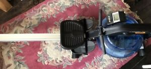 Neptune Water Resistant Rower, very good condition.