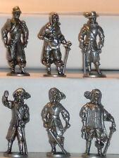 KPS - Metallfiguren > Musketiere  1988  Eisen 40mm  < (D)