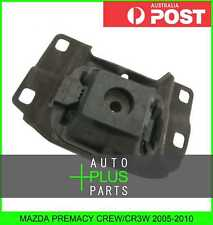 Fits MAZDA PREMACY CREW/CR3W 2005-2010 - Left Hand Lh Engine Motor Mount Rubber