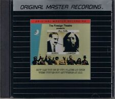 Firesign Theatre How Can You Be in Two  MFSL Silver CD