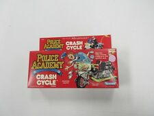 1989 KENNER POLICE ACADEMY CRASH CYCLE SEALED