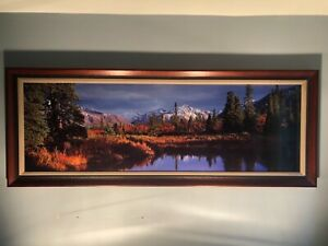 Thomas D. Mangelsen Alpine Reflections -  Limited Edition Photo Print of 950