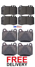 FOR MERCEDES ML ML270 CDi ML320 ML430 (2000-2004) FRONT & REAR BRAKE PADS *NEW*