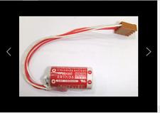 MAXELL ER17/33 (2/3AA) 3.6V 4pin Battery For PLC Backup Power W/Plug