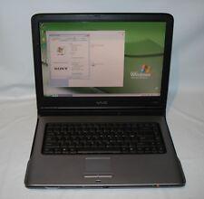 "Sony VGN-A 260 Intel Pentium M 1.60GHz/15.4"" LCD/ Wi-Fi /2GB Ram/DVD±RW/80GB HDD"