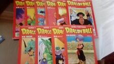 dragon ball serie roja. comics Lote. 35/37/38/40-44/56/57
