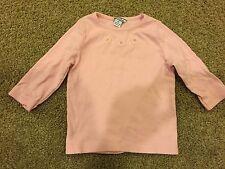 Hartstrings Girls Pink Snowflake Shirt Size 3T