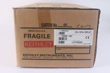 Keithley 7002 Hd High Density Switch System New
