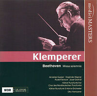 Beethoven - Missa Solemnis / Klemperer (CD) New CD