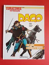 DAGO CARTONATO N° 34 EURACOMICX N°145 - EURA EDITORIALE tutto colore