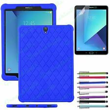 Kiddie Shock Proof Silicone Case Cover For Samsung Galaxy Tab S3 9.7 inch Tablet