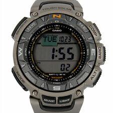 -NEW- Casio Pathfinder Titanium Solar Watch PAG240T-7