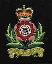 Lancashire embroidery intelligence corps B. Badge