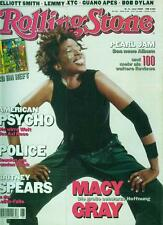 Rolling Stone 2000/06 (Mit CD) Macy Gray