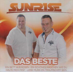 Sunrise*Das Beste*NEU*OVP*