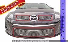 GTG 2010 - 2012 Mazda CX7 3PC Polished Overlay Billet Grille Grill Kit