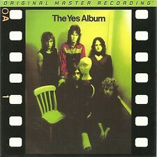 Yes The Yes Album CD ORO udcd 779 MINI LP Style limited edition numerati
