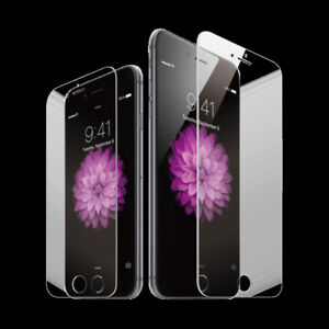 Tempered Glass Screen Protector for Apple iPhone 6 6s 7 8 Plus X XR XS 11 12 Pro
