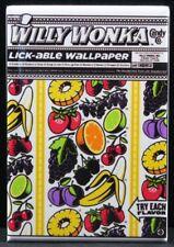 "Willy Wonka Lick-Able Wallpaper 2"" X 3"" Fridge / Locker Magnet."