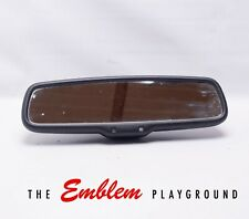 2008-2009 FORD EDGE FLEX EXPEDITION Rear View Mirror 10-WIRE PLUG Windshield OEM