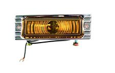 1947-53 Chevy Pickup Parking Lamp Assembly Amber 6-Volt - RH / LH New Dii