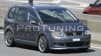 Volkswagen 03-07 Front Bumper Spoiler Sportline Splitter Lip addon Valance Skirt