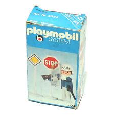 Playmobil 3324 Agente di Polizia V1 in original box