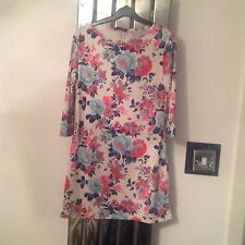 Brand new Ladies floral dress top  size 12