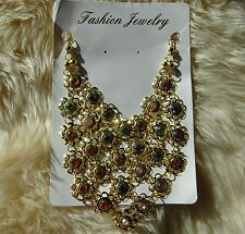 Belly Dance Outstanding Performance Accessory - Necklace