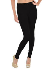 8bada2346fd5c Womens Black Leggings Footless Sexy Skinny Pants Stretchy New One Size Hot  Style
