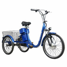 E-Tricycle Electric Bikes