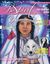 Inspirit Magazine January 2015 : The Healing Issue by Kerrie Wearing (2015,...