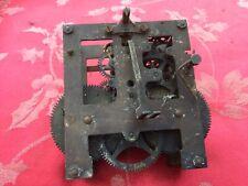 Gustav Becker  Vienna Regulator Type Clock Movement P54 Poor Condition Spares