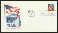 #2897 32c Flag Over Porch, Artmaster FDC ANY 4=
