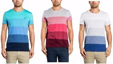 Mossimo Men's Aireys Tail Cotton Stripe Crew T-Shirt 3 Colours
