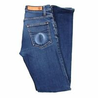 TIGER OF SWEDEN Rocky Loyal Red Selvage Selvedge men blue Jeans in Size 29/34