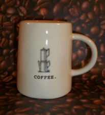 "NEW!!! RAE DUNN Coffee Mug ""EXPRESSO"" ICON New Style Ceramic K252"