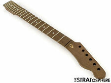 NEW Fender Lic WD Telecaster Tele Replacement NECK *ALL WENGE* Modern 22 Fret