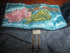 Women's ELITE PREMIUM Jeans Size 21/22 ~Pocket Bling~ **EUC**